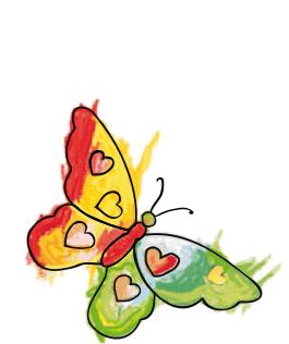 kombino logo vlinder